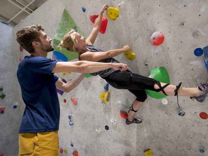 Neuer Erwachsenen Boulder Kurs NOV/DEZ