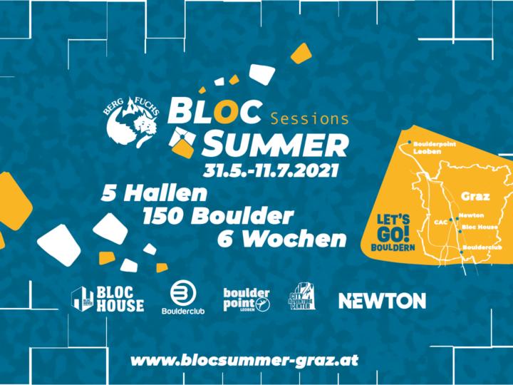 Bergfuchs BLOC Summer Graz