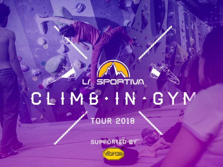 Climb-in-Gym Tourstop in Graz
