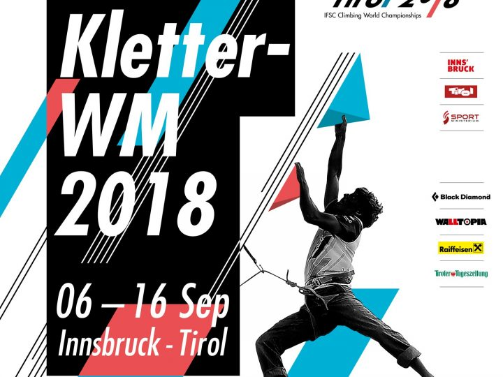 Kletter WM in Innsbruck 2018