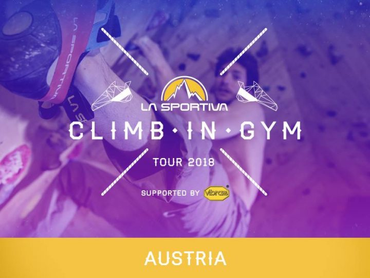Climb-in-Gym 9.11. bei uns