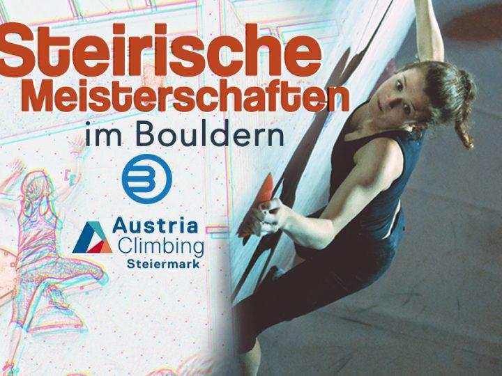 Steirische Meisterschaften im Bouldern am 15.12.2018