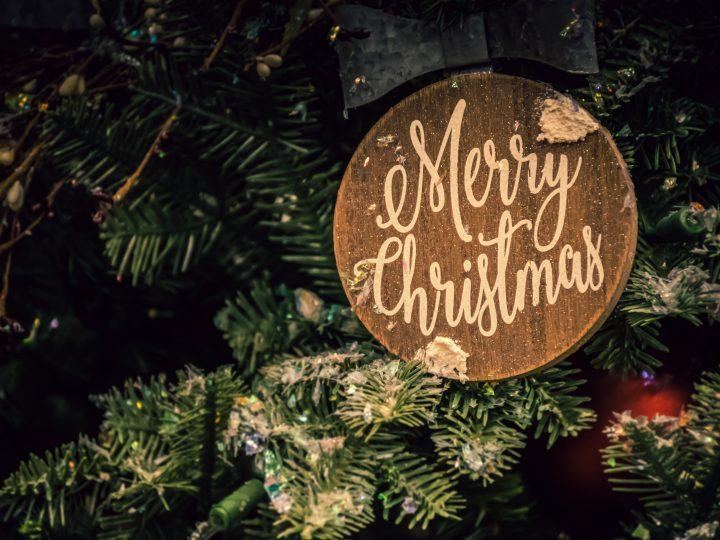 Büro-Weihnachtspause