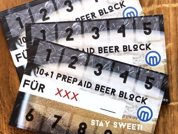 10+1 Bier Block
