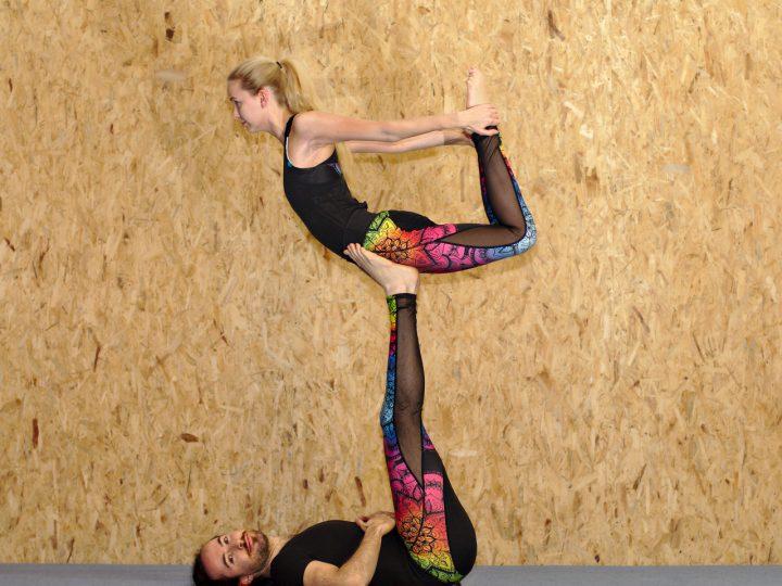 Acro Yoga Workshops 13.01.