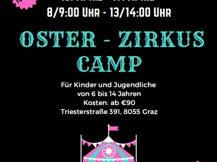 Oster-Zirkus Kids Camp