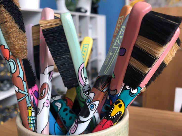 *Neu* Faza Brushes