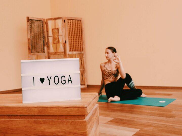 Yoga im Boulderclub