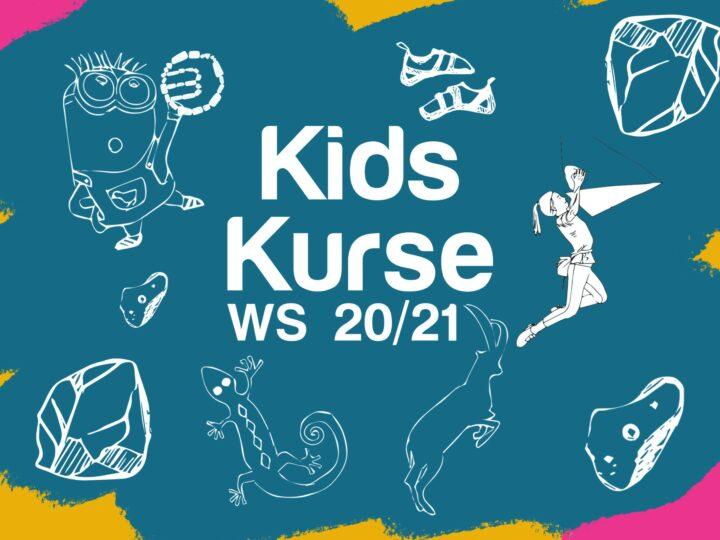Kidskurse WS 20/21